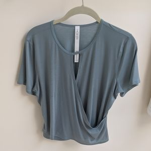 Lululemon Round Trip Short Sleeve top